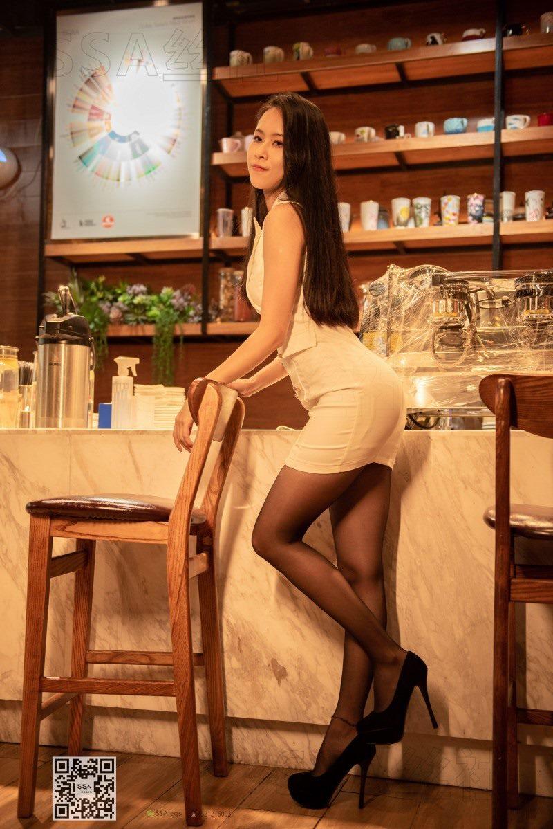 [SSA丝社] NO.085 咖啡厅里的凹凸曼[99P/166M]